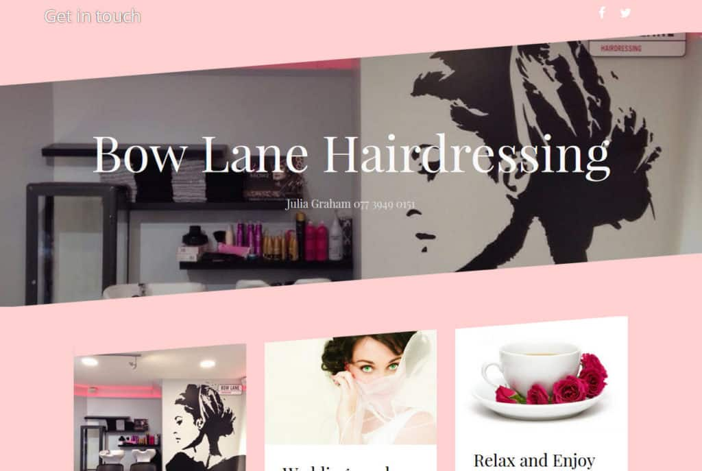 Bow Lane Hairdressing