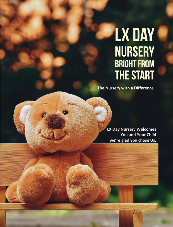 LX Day Nursery pack cover art