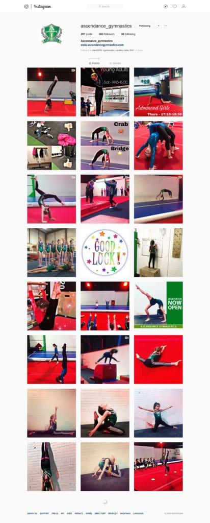 Ascendance Gymnastics - Instagram photos and videos