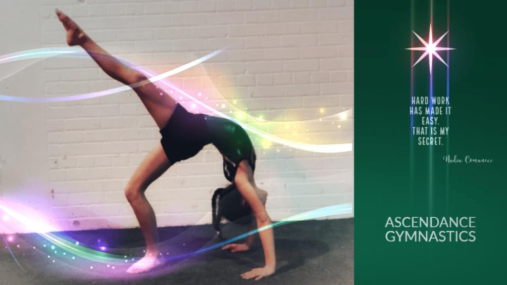 Ascendance Gymnastics artwork