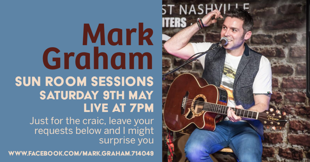 Artwork for Mark Graham sunroom session